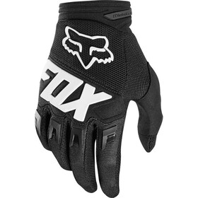 Fox Dirtpaw Race Gants Adolescents, black